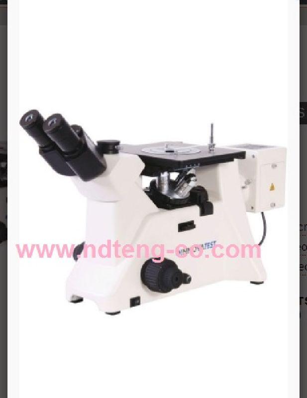 میکروسکوپ متالوگرافی مدل رومیزی معکوس
