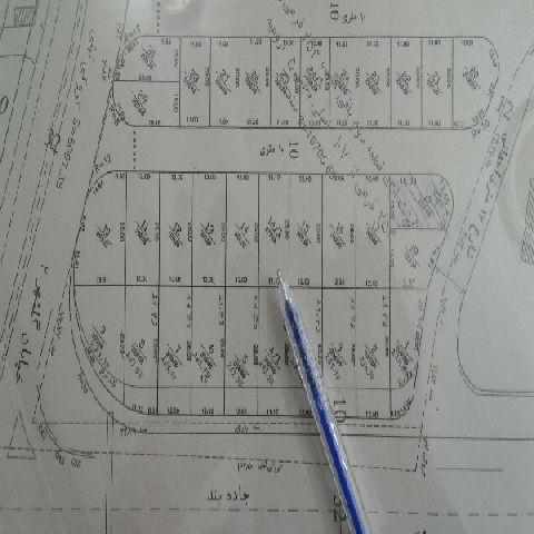 فروش زمین 272 متردر اول جاده بند،روبروی هتل آنا ارومیه