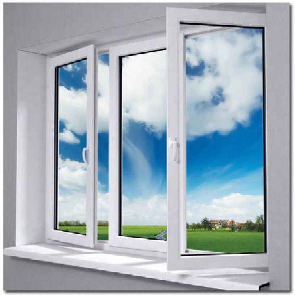 پنجره و شیشه دوجداره upvc