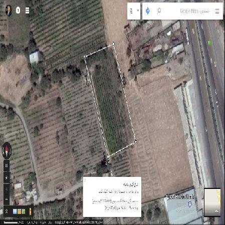 فروش باغ انگور ایستاده4000متر در جاده سلماس ارومیه