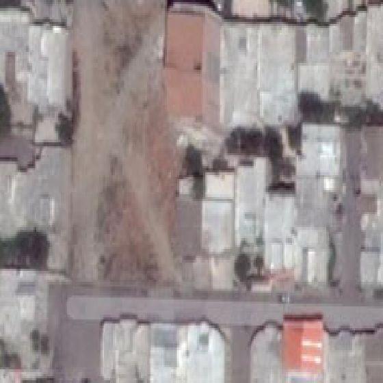 فروش زمین 264 مترخیابان آهندوست ارومیه