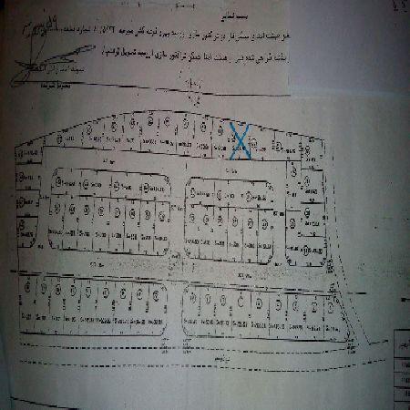 فروش زمین 198متر خیابان طریقت(زمین های تراکتورسازی) ارومیه