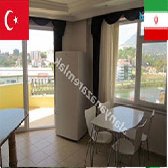 فروش آپارتمان110متر آلانیا منطقه توسمور  در ارومیه