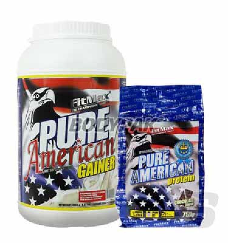 پیور آمریکن گینر فیتمکس FitMax Pure American Gainer