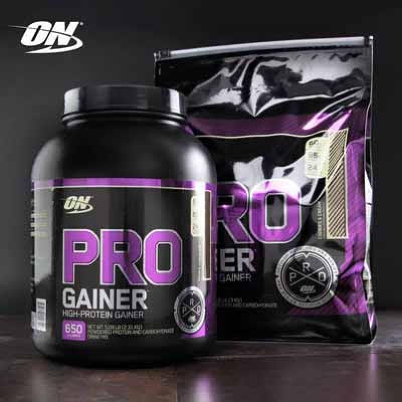 کربو پروتئین پرو گینر اپتیموم Optimum Nutrition Pro Gainer