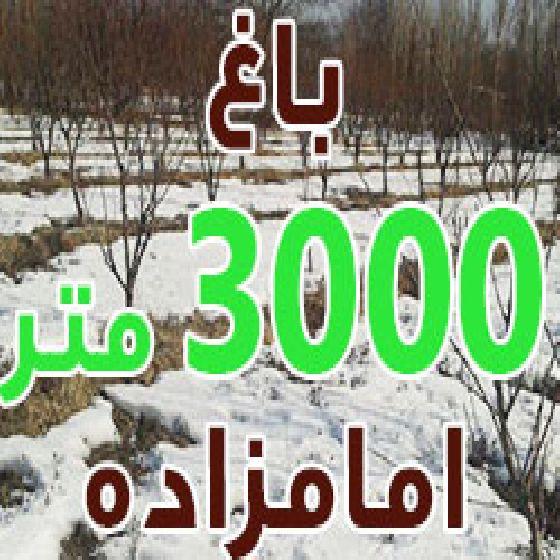 فروش باغ 3000 متر امامزاده ارومیه