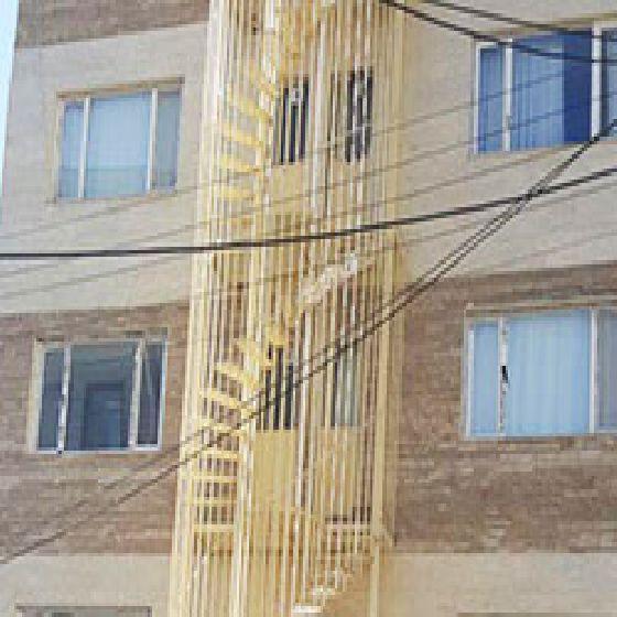 فروش آپارتمان 105 متر در خیابان سعدی 1 ارومیه
