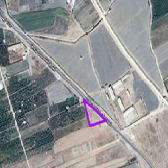 فروش زمین 2800 متر در جاده بالانج