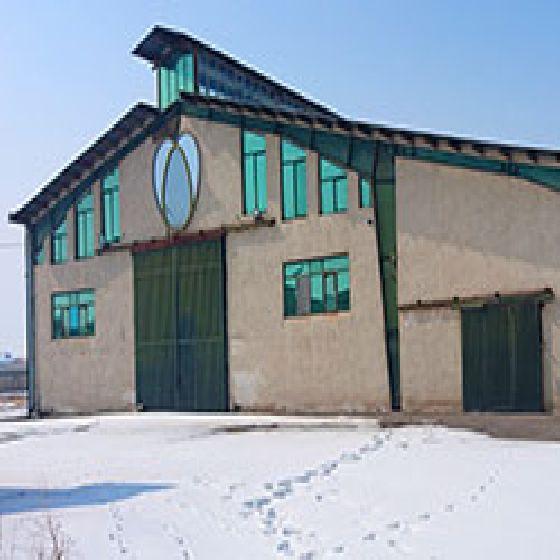 فروش سوله 1600 متر در شهرک صنعتی ارومیه
