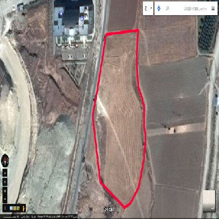 فروش زمین بزرگ 12000 متری در جانوسلو ارومیه