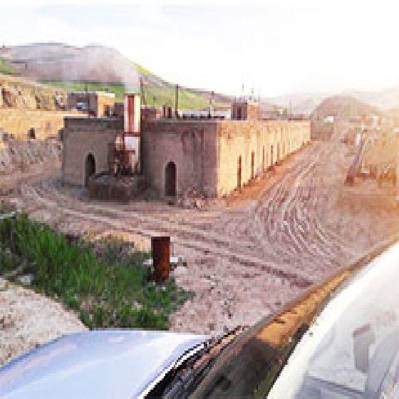 فروش کارخانه آجرفشاری 20 هکتار در بالانج ارومیه