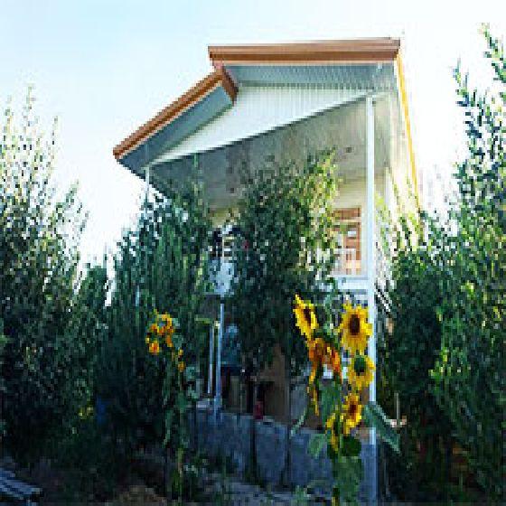 فروش باغ ویلایی 2000 متری در جاده سنتو ارومیه