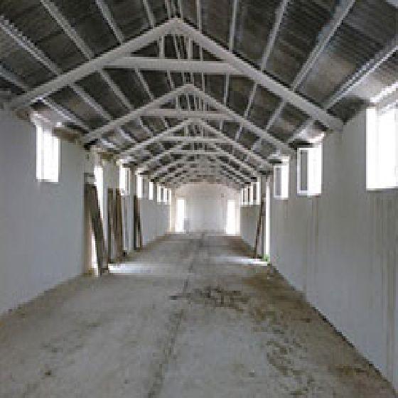اجاره سالن 500 متری در جاده سنتو ارومیه