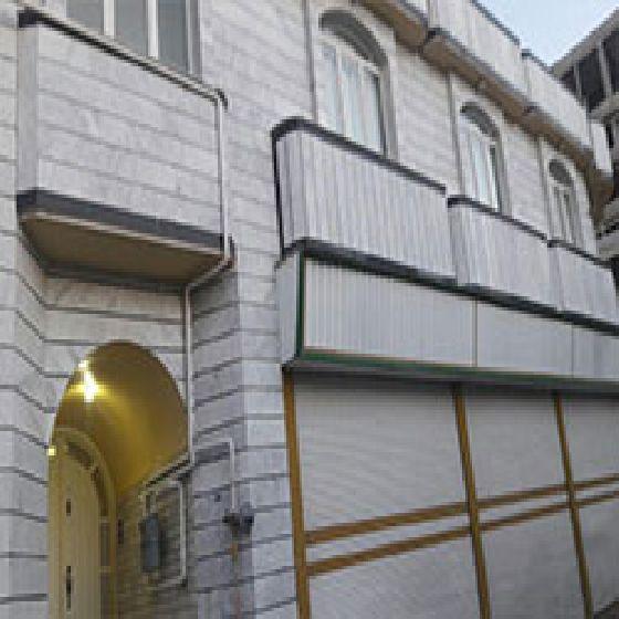فروش ملک تجاری با 7 دهنه مغازه  در ارومیه