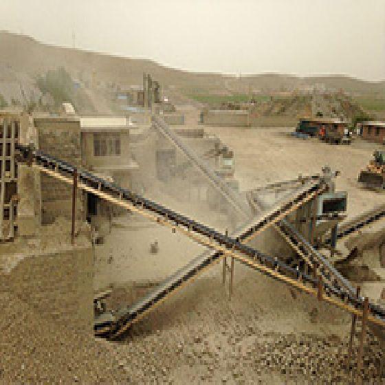 فروش کارخانه شن و ماسه در ارومیه