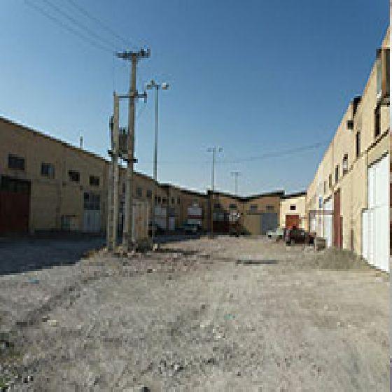 فروش مجتمع کارگاهی 220 متر در شهرک صنعتی ارومیه