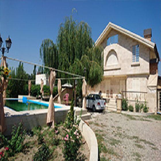فروش باغ ویلا5000 متردر بهترین نقطه ارومیه
