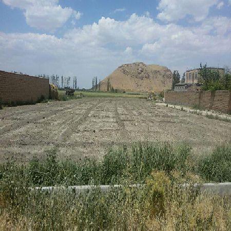 فروش زمین2500متر در7 کیلومتری جاده شهید کلانتری ارومیه
