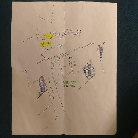 فروش زمین مسکونی165مترزمین های پلیس راه ارومیه