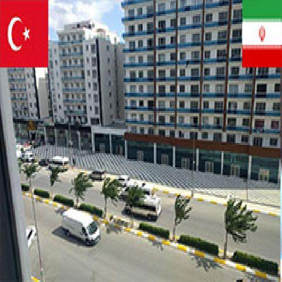 فروش آپارتمان 80 متراستانبول منطقه اسن یورت
