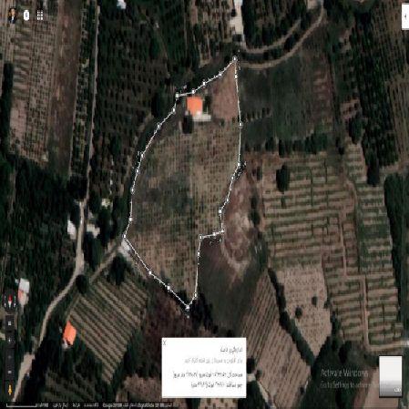 فروش باغ8000 متر جاده سلماس ارومیه