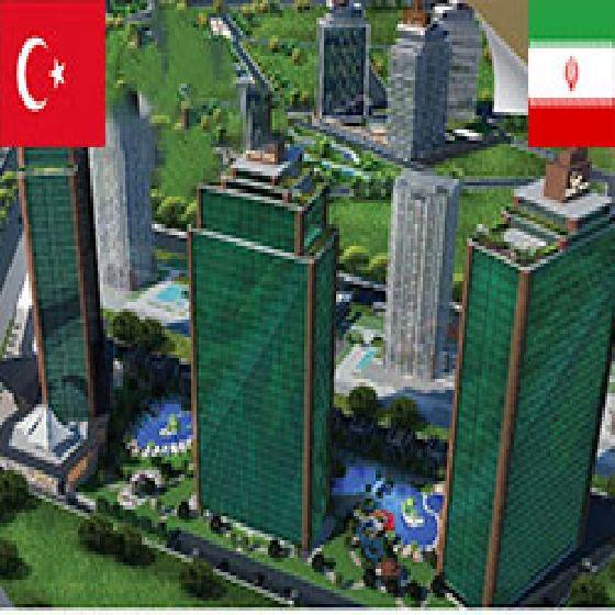 فروش پروژه بينظير در منطقه بيليك دوزو استانبول