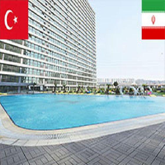 فروش پروژه بينظير در منطقه اسنيورت استانبول