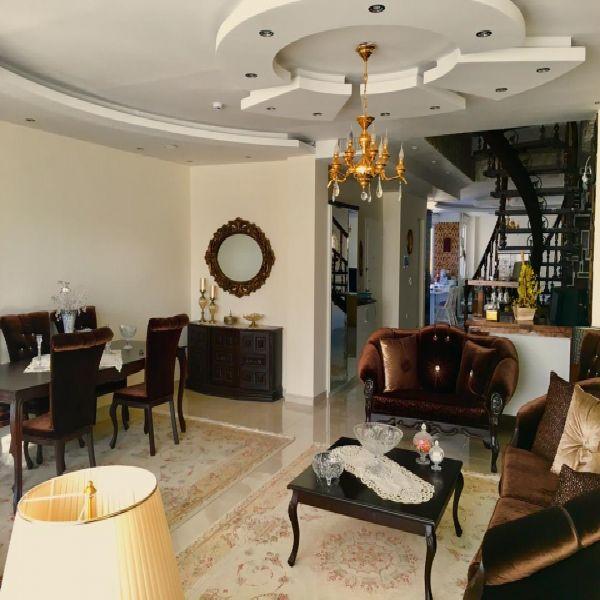 فروش آپارتمان (پنت هاوس )200 متری دوبلکس - شیخ تپه - با منظره زیبا -قابل معاوضه با آپارتمان 140 متری + نقد