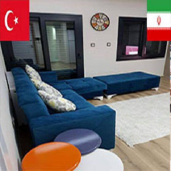 فروش آپارتمان 60 متر در ازمیر