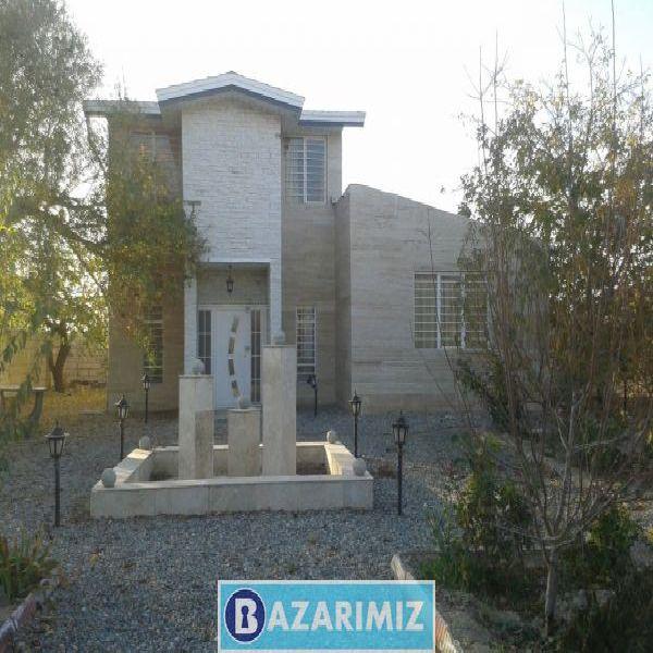 فروش باغ  ویلا 1500 متر امامزاده ارومیه