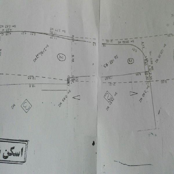 فروش زمین 173  مترخیابان باکری ارومیه