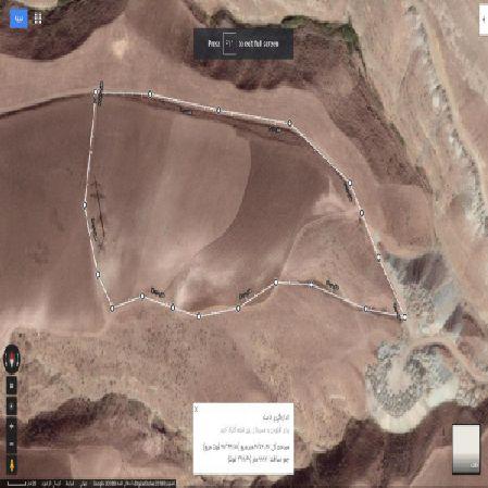 فروش زمین بزرگ 25000 متر در بر 100 متری گلشهر 1 ارومیه