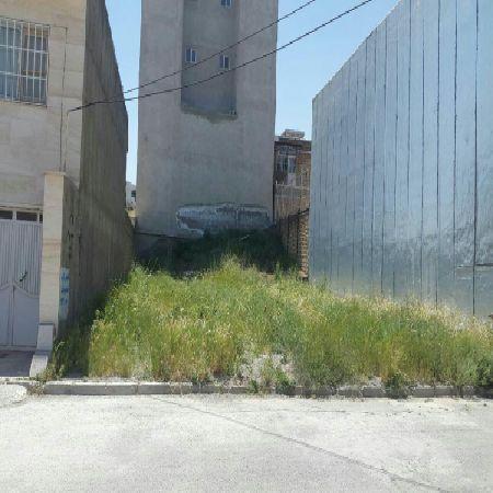 فروش زمین مسکونی300 متر خیابان حضرت پور ارومیه