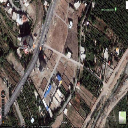 فروش زمین 880  متر اول جاده بند ارومیه
