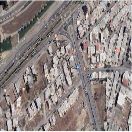 فروش زمین مسکونی 282 متر خیابان درستکارپشت قنادی سالار ارومیه