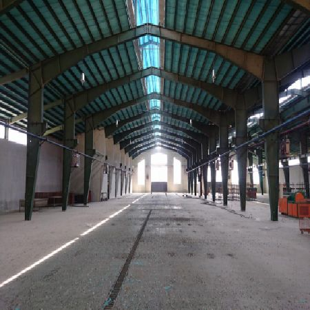 فروش سوله 4212 متر شهرک صنعتی ارومیه
