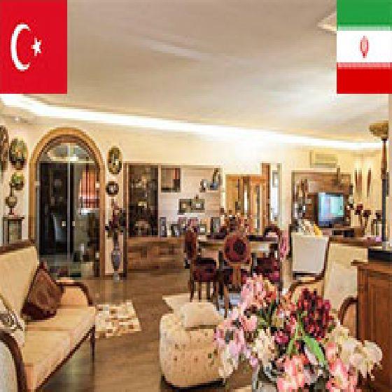 فروش آپارتمان 360 متر ترکیه - آلانیا
