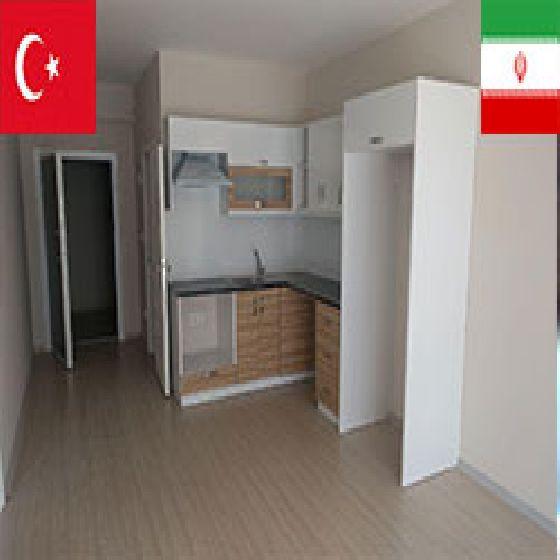 فروش آپارتمان 60 متر استانبول - سیته اسنیورت