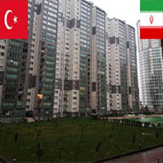 فروش آپارتمان 65 متر در استانبول