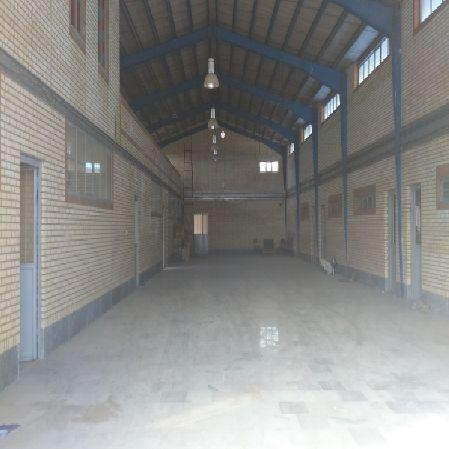 اجاره سوله 720 متر در شهرک صنعتي ارومیه