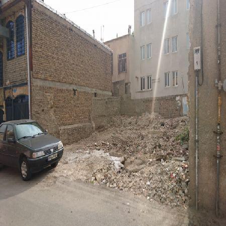 فروش زمین مسکونی 153 متر خیابان پزشکیان ارومیه