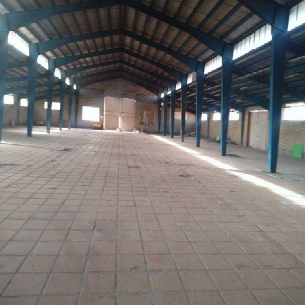 فروش سوله 1800 متری در شهرک صنعتی ارومیه