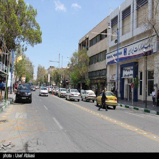 فروش 10 باب مغازه در 400 متر در خیابان امام ارومیه