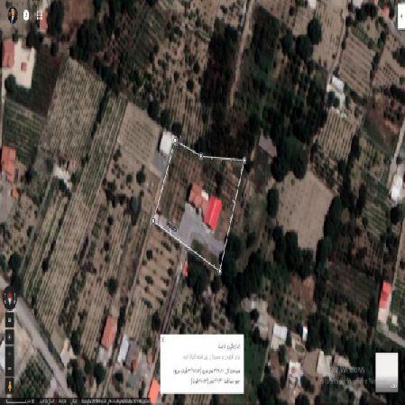 فروش باغ ویلا 5000 متر جاده امامزاده ارومیه
