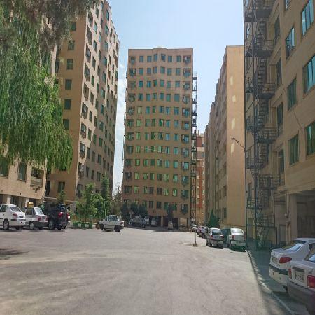 فروش ویژه آپارتمان 133 متر مجتمع الهیه دانشکده ارومیه