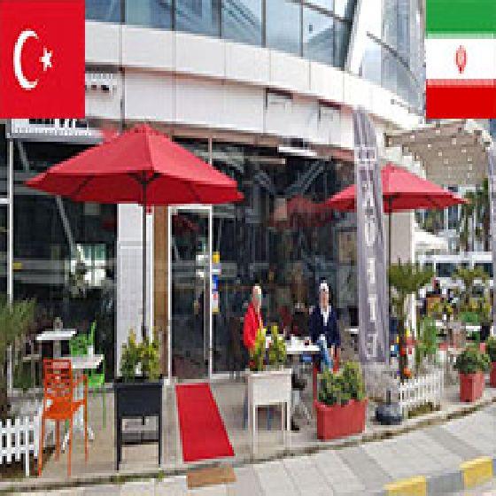 اجاره رستوران 85 متر مرکز شهر استانبول