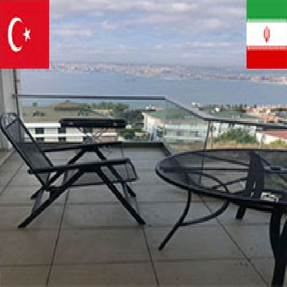 فروش آپارتمان 365 متر استانبول