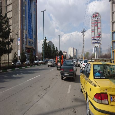 فروش زمین 297 متر بر خیابان حسنی ارومیه