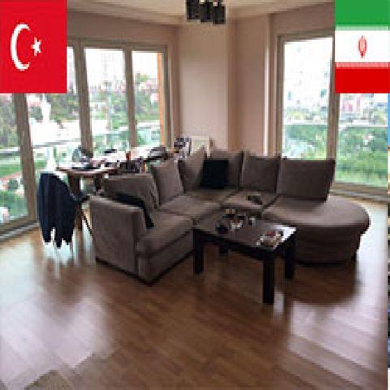 فروش آپارتمان 135 متر استانبول