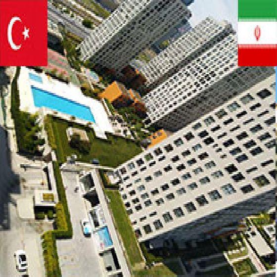 فروش آپارتمان 110 متر استانبول